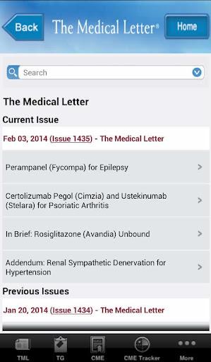 【免費醫療App】The Medical Letter-APP點子