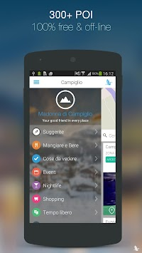 Campiglio Travel Guide by Wami APK screenshot thumbnail 3