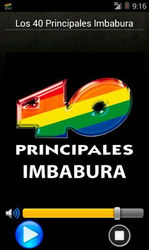 Los 40 Principales Imbabura