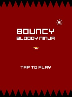 Bouncy Bloody Ninja