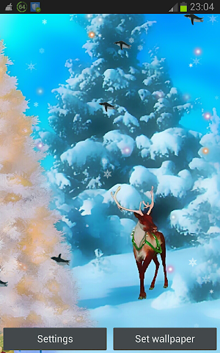 Angel on a Christmas Tree LWP