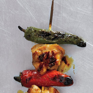 Chicken and Jalapeno Kebabs