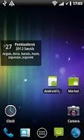 Screenshot of Šiandien