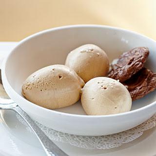 Caramel-Fleur de Sel Ice Cream