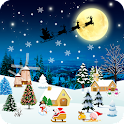 Christmas Live Wallpaper Pro icon