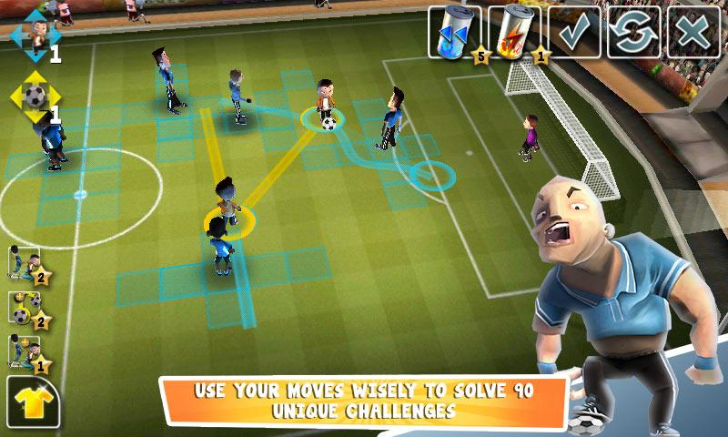 Soccer Moves- screenshot