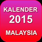 CALENDER 2015 (MALAYSIA)