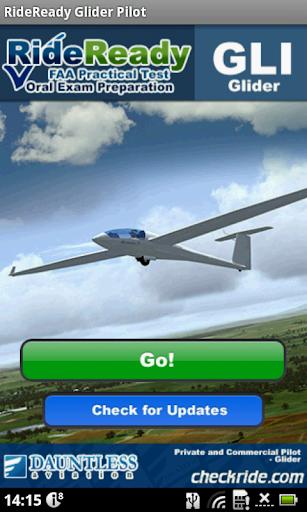 Glider Pilot Checkride Prep