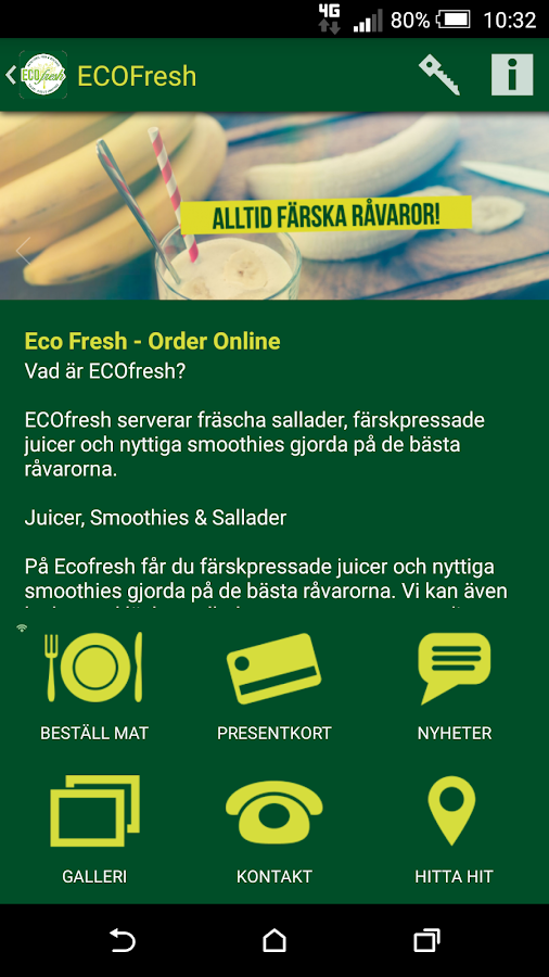 Eco Fresh- screenshot