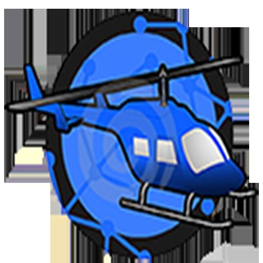 아래 헬리콥터 角色扮演 App LOGO-硬是要APP