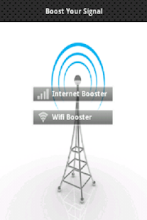 4G/3G/2G & WiFi Signal Booster - screenshot thumbnail