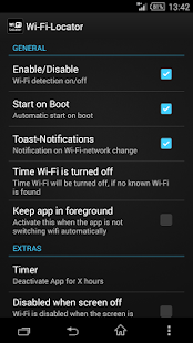 Wi-Fi-Locator - screenshot thumbnail