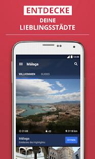 Málaga Reiseführer - screenshot thumbnail