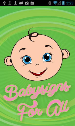 玩教育App|Baby Signs for all免費|APP試玩