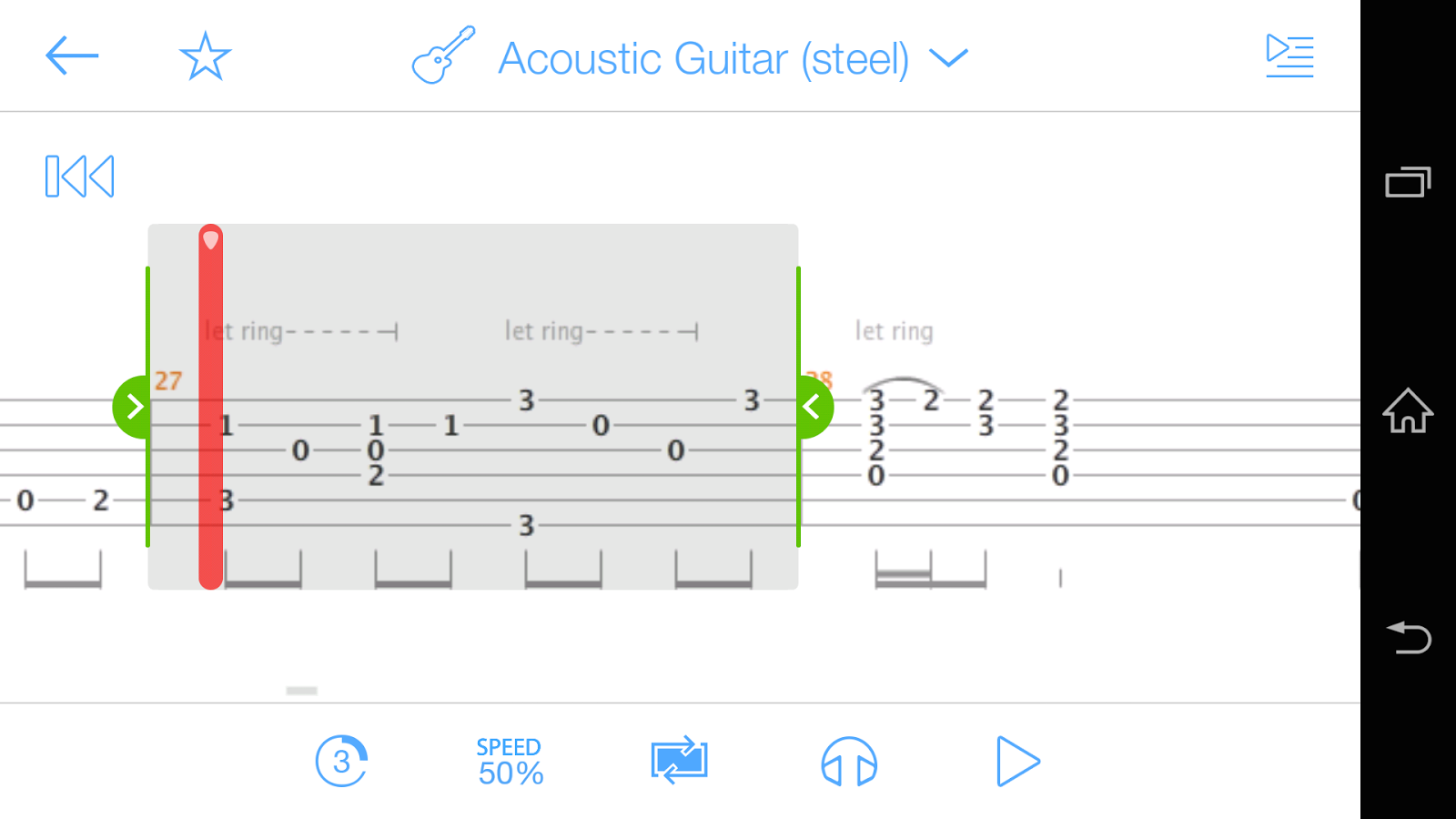 Songsterr Guitar Tabs u0026 Chords - Android Apps on Google Play