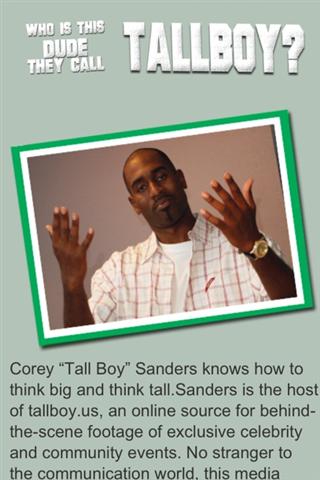 Tall Boy Experience