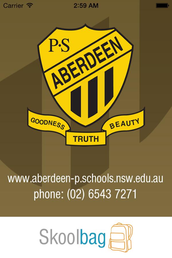 Aberdeen Public School - screenshot