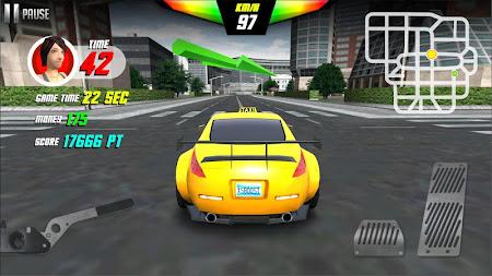 Taxi Drift 1.0 screenshot 43654
