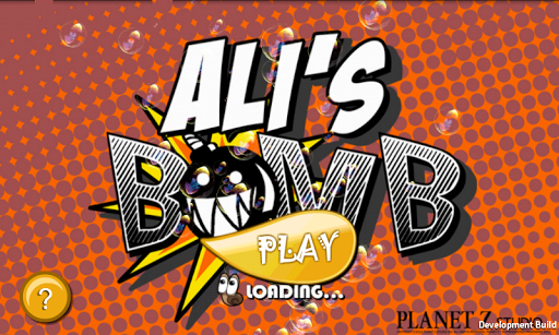 Ali's Bomb 엘리밤