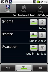 Actions Lite - screenshot thumbnail