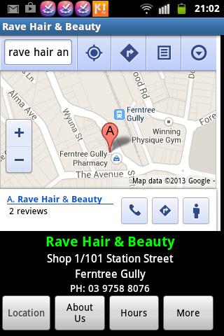 Rave Hair Beauty