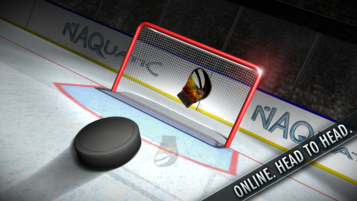 Hockey Showdown- screenshot