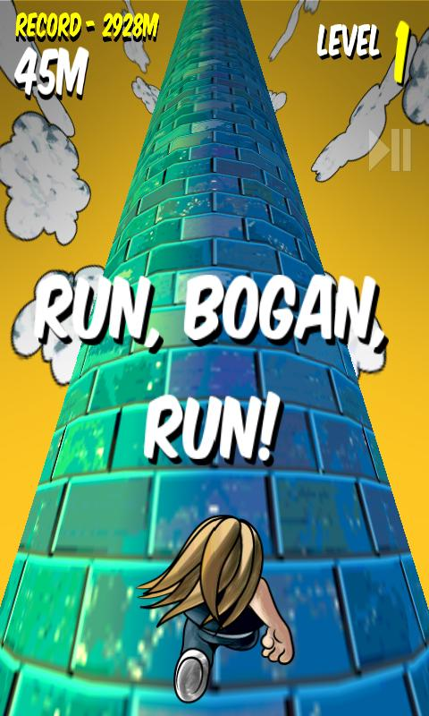 Bogan's Run - screenshot