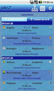 Liga Colombiana - screenshot thumbnail