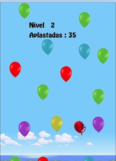 玩免費休閒APP|下載Pop the balloons for kids app不用錢|硬是要APP