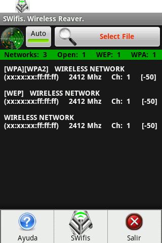 WiFiReaver Free.
