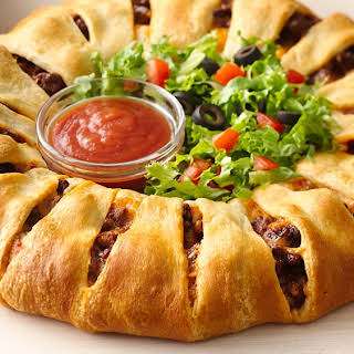 Beef Crescent Ring Recipes.