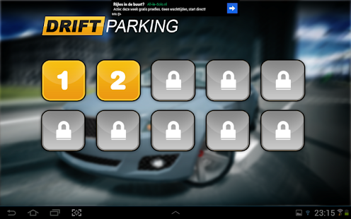 Drift Parking 3D - screenshot thumbnail