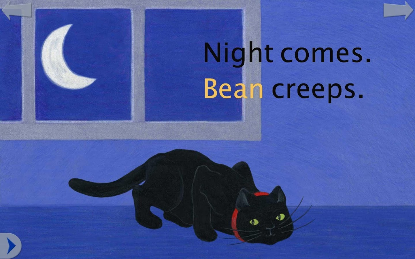 Bean's Night- screenshot