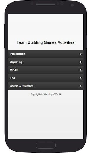【免費書籍App】Team Building Games Activities-APP點子