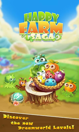 Happy Farm Saga