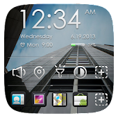 Dark Pro Toucher Theme