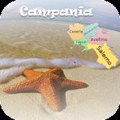 Italian Beaches Campania