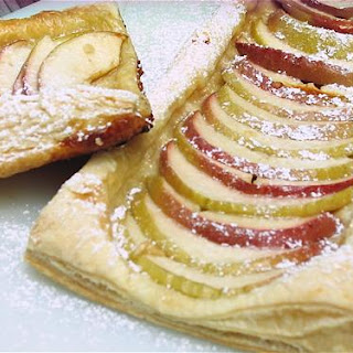 Quick & Easy Apple Tart Recipe