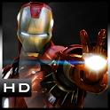 IRON MAN3. Живые видео обои. icon