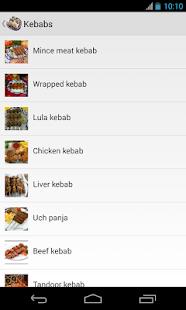 Uzbek Cuisine - screenshot thumbnail