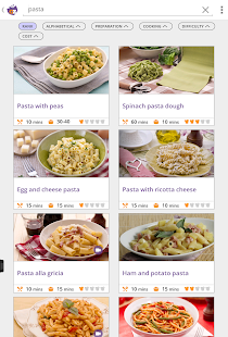 GialloZafferano Recipes - screenshot thumbnail