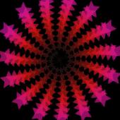 Rainbow Spiral Live Wallpaper