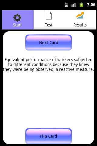 School Psychology Flash 1- screenshot
