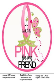 Pink Ribbon Cards - screenshot thumbnail