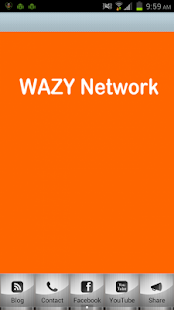 Wazy Network - screenshot thumbnail