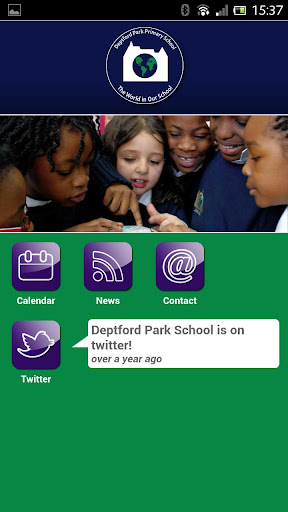 Deptford Park Primary School