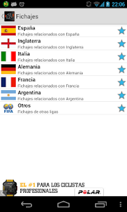 Social Fútbol - Resultados: miniatura de captura de pantalla