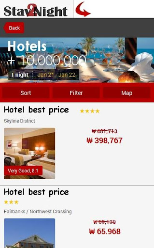London Hotel booking