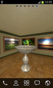 Virtual Photo Gallery 3D LWP- screenshot thumbnail