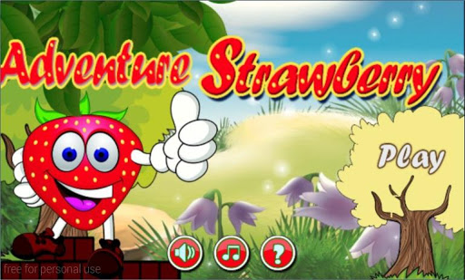 STRAWBERRY ADVENTURE
